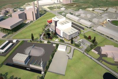 The now scrapped Norfolk incinerator had R1 status (credit: Cory Wheelabrator)