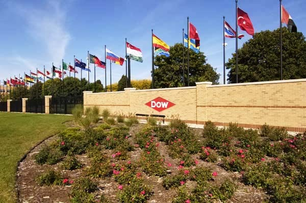 The chemical giant has included a natural capital goal in its 2025 sustainability strategy (photograph: Dow)