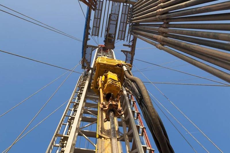 Gas rig (photograph: Roberto Giobbi/123RF)
