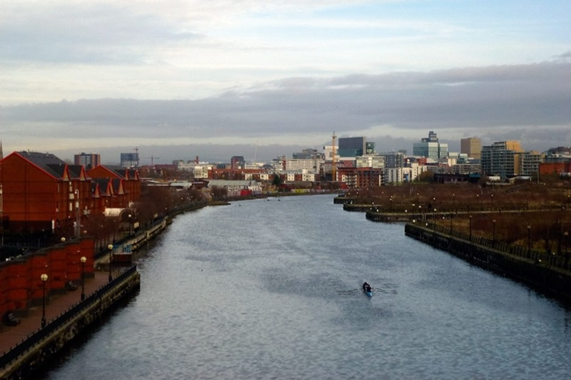 Fine for 2012 spill in Manchester Ship Canal (photograph: Mikey/Flickr)