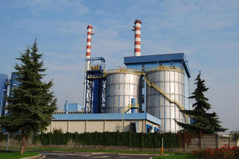 European energy-from-waste plant