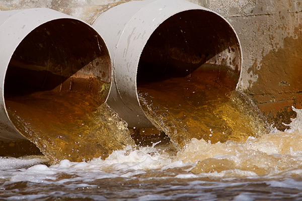 The contents of many discharges remain unknown to the EA. Photograph: Reddog/123RF