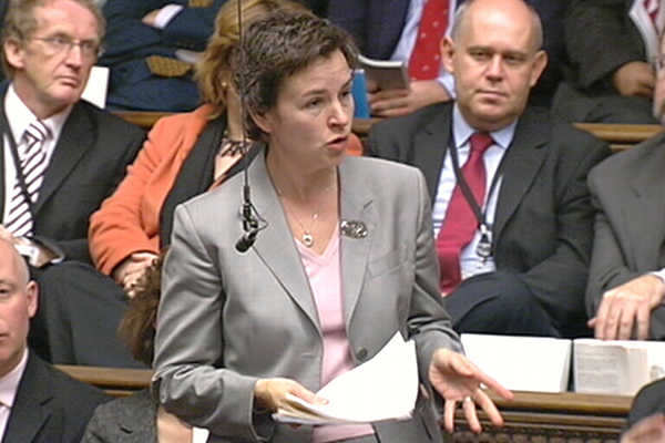 Mary Creagh MP
