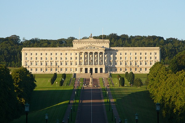 As part of the Stormont House Agreement, the number of Northern Ireland departments is being cut from 12 to nine. Photograph: Robert Young/CC BY 2.0