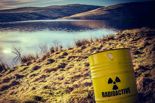 Nuclear site and waste managment practices can be improved. Photograph: 123RF