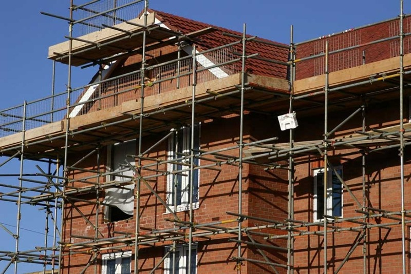 The government wants one million new homes built by 2020. Photograph: Mark Richardson/123RF