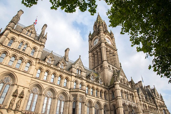 Greater Manchester used devolution laws to create a combined authority with new responsibilities for areas such as public transport, regeneration and waste. Photograph: Kevin George/123RF