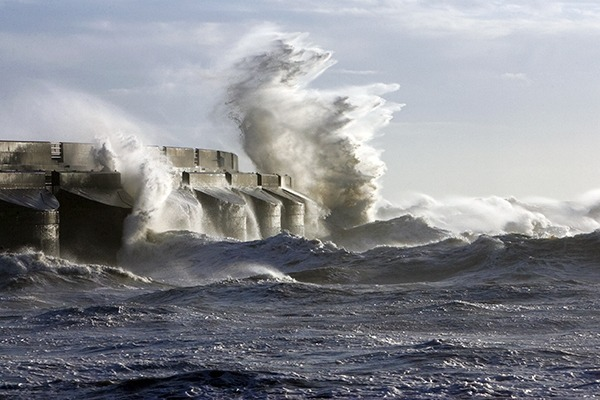 Extreme weather and climate change, storm
