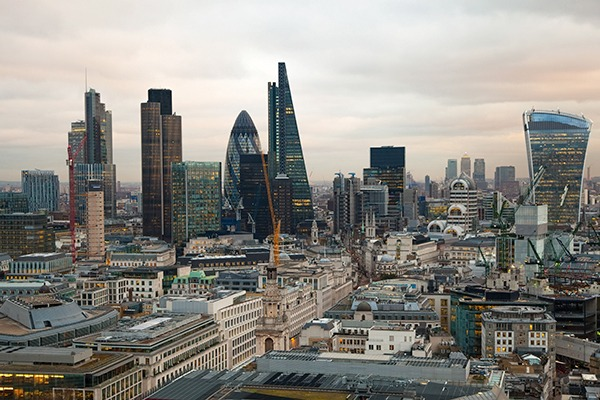 London's poor building energy efficiency remains a serious challenge to meeting its climate targets. Photograph: Irstone/123RF