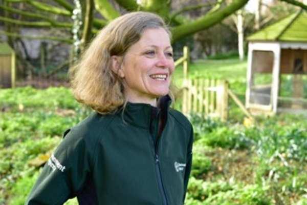 Emma Howard Boyd. Photograph: Environment Agency
