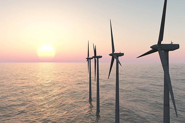 Load factor expectations for exsting offshore wind plant have risen. Photograph: Michael Rosskothen/123RF