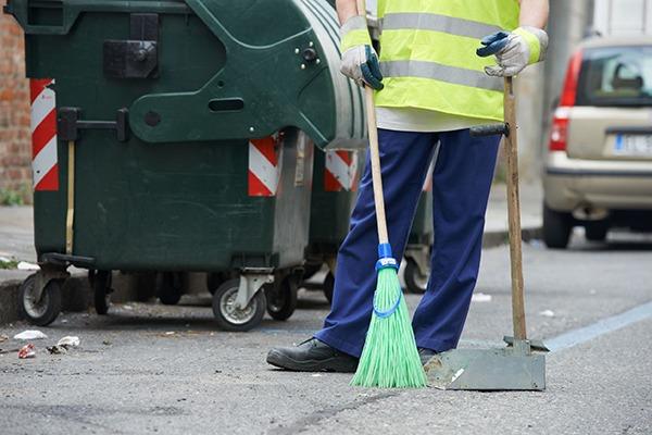 An EPR scheme for litter could save councils £300m each year. Photograph: Dmitry Kalinovsky/123RF