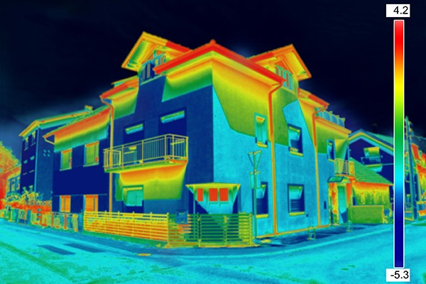Inadequate action on energy efficiency is particularly marked in the residential sector. Photograph: Ivan Smuk/123RF