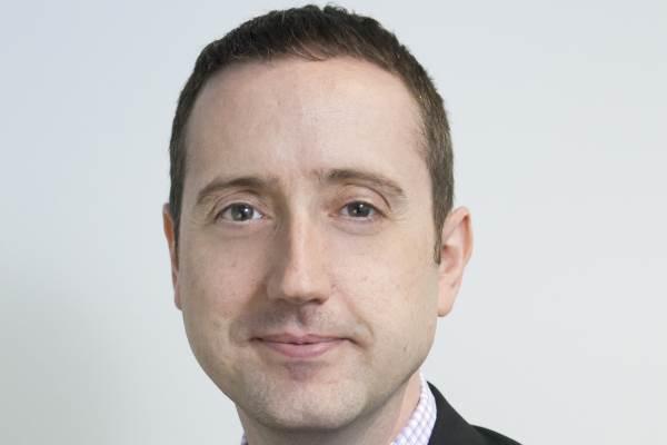 Robert Owens, vice president, demand side management, SmartestEnergy. Photo: SmartestEnergy