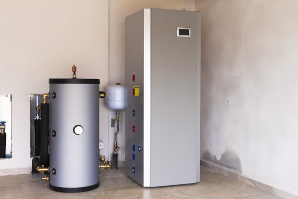 Heat pump uptake needs to accelerate rapidly if decarbonisation of heating is to be achieved. Photograph: caifas / 123RF