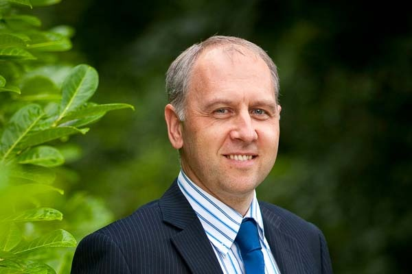 Ken Milne, director of energy policy at the Department of Economic Development, Isle of Man Government.