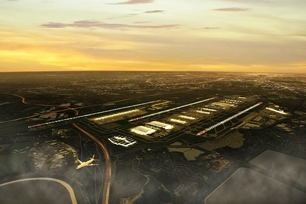 Heathrow's expansion plans include wet meadows for flood protection and leisure facilities