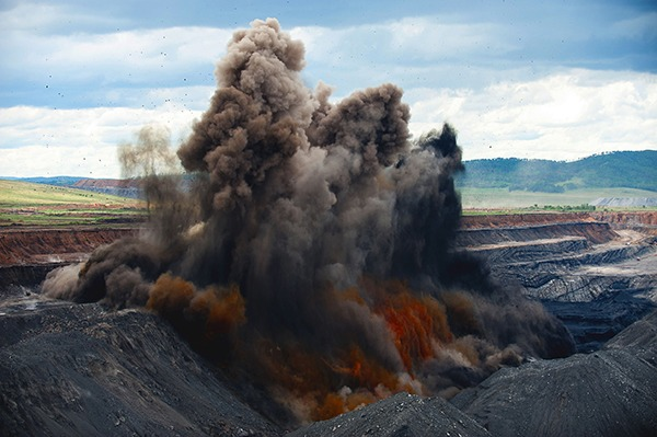 Global fossil fuel emissions have levelled off due largely to reduced coal-burning. Photograph: Mark Agnor/123RF