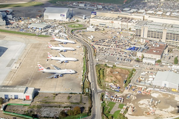 Heathrow will be forced to comply with air, noise and transport commitments through planning conditions. Photograph: basphoto/123RF
