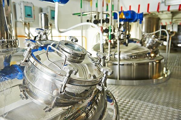 Parmaceutical production