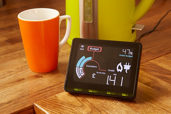 In-Home Display. Photograph: Smart Energy GB