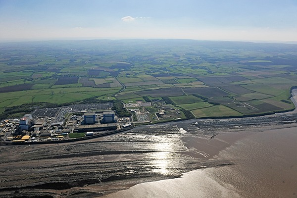 Hinkley C should be online by 2025, eight years after the original date following repeated delays and setbacks. Photograph: EDF Energy