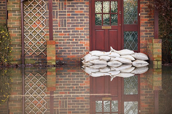 Flood risk permits are now part of the wider permitting regime. Photograph: Ian Allenden/123RF