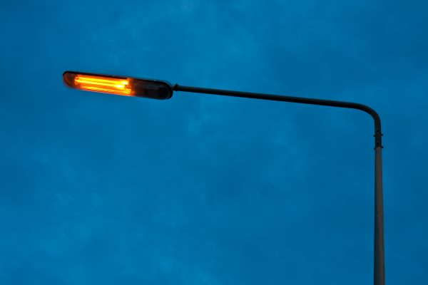 Barking and Dagenham Bourough Council is to get a £6.8m loan from GIB for energy efficient street llighting. Photograph: Nickolay Stanev / 123RF