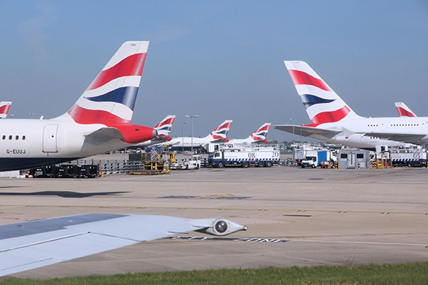 The government is failing on sustainability objectives for an expanded Heathrow Airport, say MPs. Photograph: tupungato/123RF