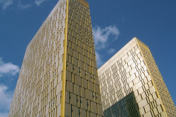 The Court of Justice of the European Union is based in Luxembourg. Photograph: sprklg CC BY-SA 2.0