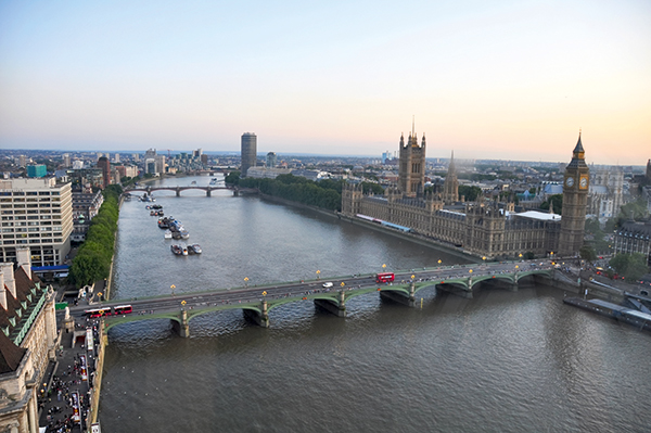 Thames Water was fined a record £20m in March for repeatedly discharging raw sewage into the Thames, estimated to total around 1.4 billion litres. Photograph: Tom Arthur/Flickr