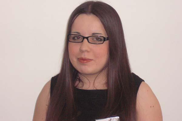 Sarah Allardyce, wind energy analyst at Mott Macdonald