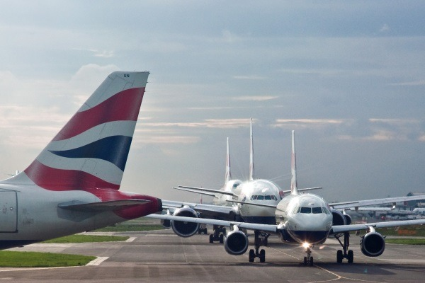 Expanding Heathrow Airport remains contentious. Photograph: Phillip Capper CC BY-SA 2.0