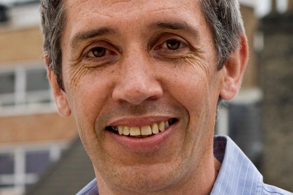 Trewin Restorick, founder and chief executive, Hubbub