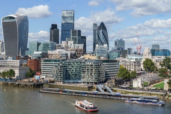 The mayor of London is keen to get businesses to back his plans to improve air quality. Photograph: Colin CC BY-SA 4.0