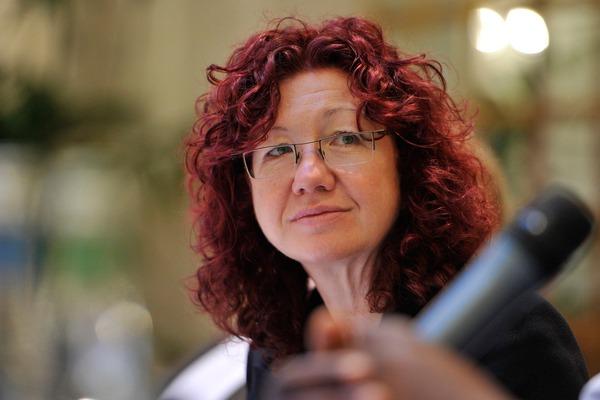 Professor Selina Stead. Photograph: MMO