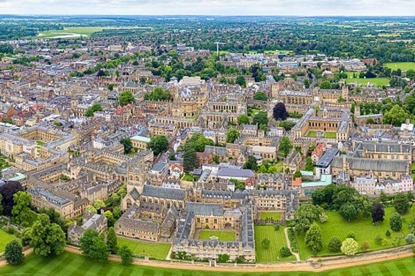 Oxford City Council has confirmed its place as a leader on air quality. Photograph: Chensiyuan CC BY-SA 4.0
