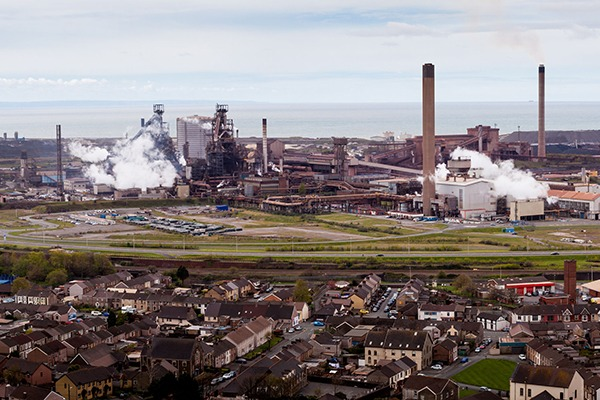 EEIs like Tata Steel, Europe's second largest steel producer, look set to make gains under RO exemption. Photograph: Collins Leighton Raymond/123RF