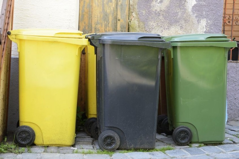 Scotland's household recycling rate increased by 1 percentage point in 2016. Photograph: Manfredxy/123RF