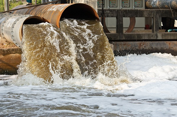 CoMag will remove phosphorus from Severn Trent's wastewater. Photograph: 123RF