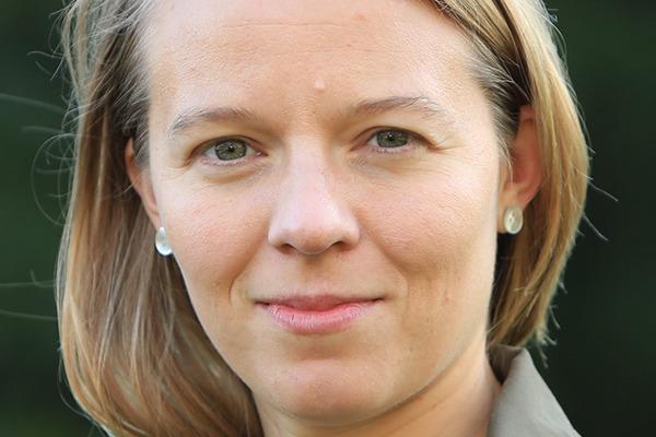 BirdLife Europe's EU bioenergy policy officer Sini Eräjää,