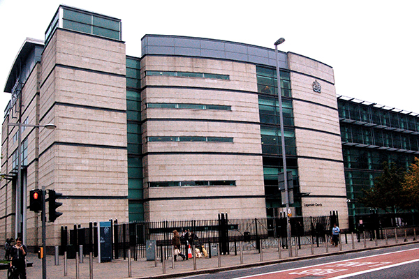 Magill pleaded guilty to six breaches of waste management regulation at Belfast Magistrates' Court. Photograph: Joseph Mischyshyn/geograph.org.uk