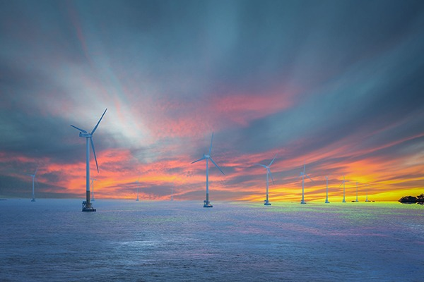 Wind will become the main source of energy in the EU. Photograph: Wang Song/123RF