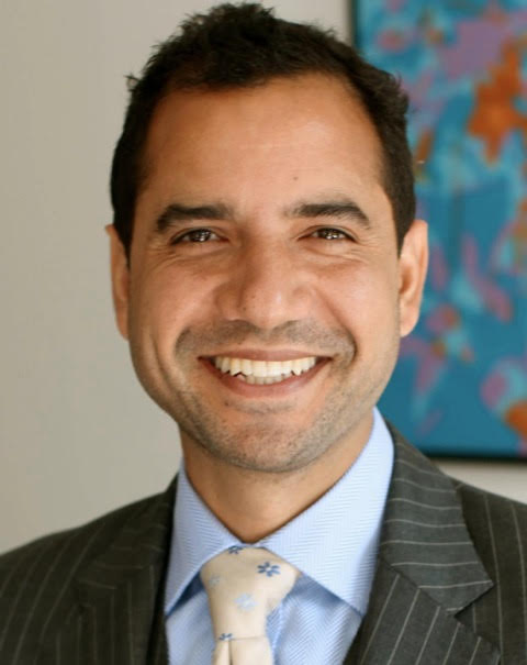 CEO of community energy group Repowering, Agamemnon Otero. Photograph: Repowering