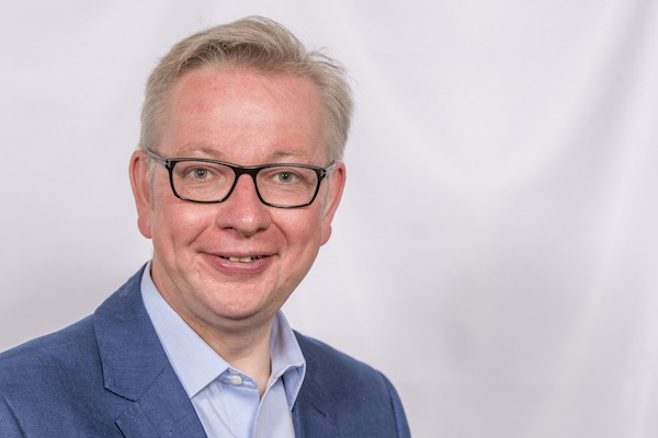Environment secretary Michael Gove. Photograph: DEFRA