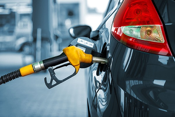 Car being refuelled. Photograph: Vladyslav Starozhylov/123RF