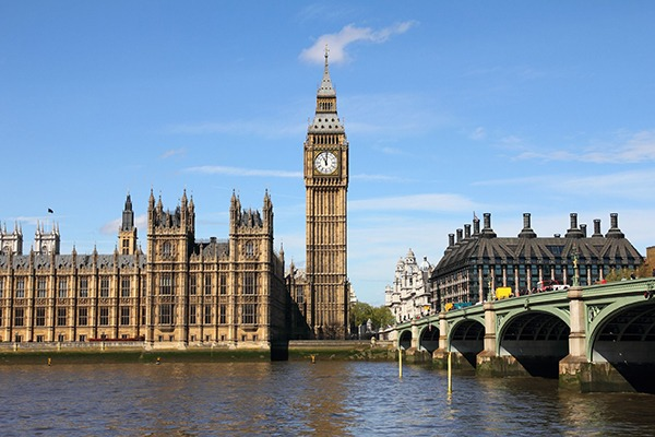 View of Westminster Bridge and Big Ben. Photograph: Tombaky/123RF