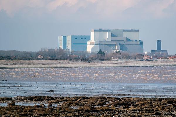 Hinkley Point nuclear power station. Photograph: Joe Golby/123RF