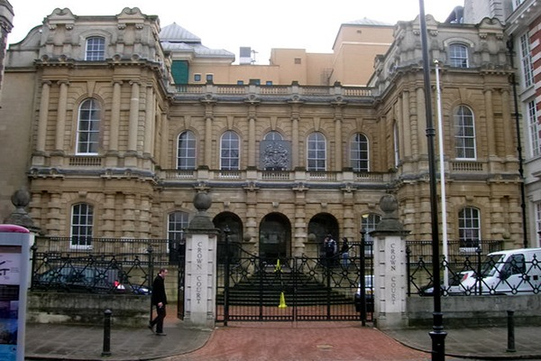 Reading Crown Court. Photograph: R Sones/Wikipedia