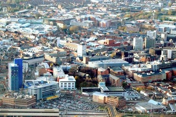 Central Leicester